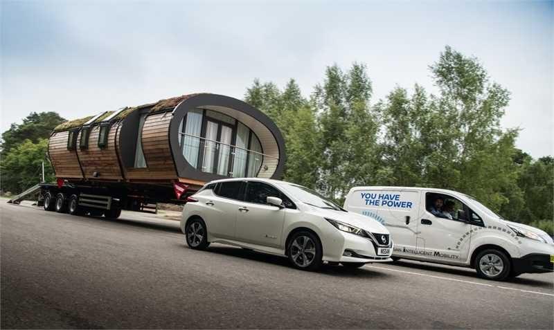 Nissan e Margot Robbie oltre l'auto per un futuro più pulito, più sicuro e più equo